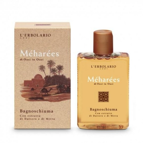 Bagnoschiuma - 250 ml - Méharées - L'Erbolario