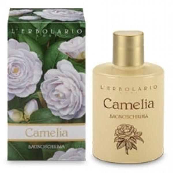 Bagnoschiuma - 300 ml - Camelia - L'Erbolario