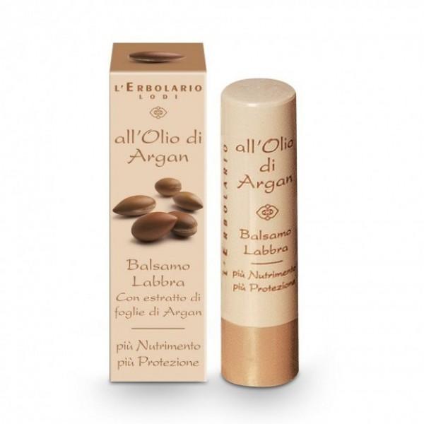 Balsamo Labbra - 4.5 ml - All'Olio di Argan - L'Erbolario