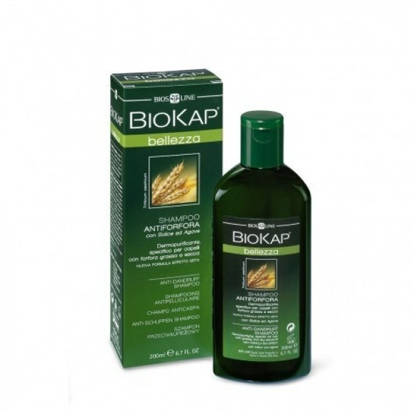 BioKap Shampoo Antiforfora - 200 ml - Biokap Bellezza - Bios Line
