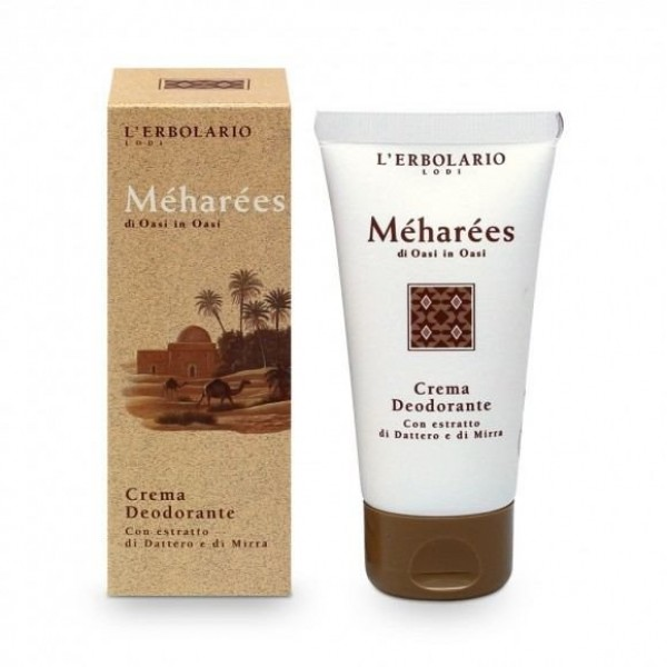 Crema Deodorante Méharées - 50 ml - Méharées - L'Erbolario