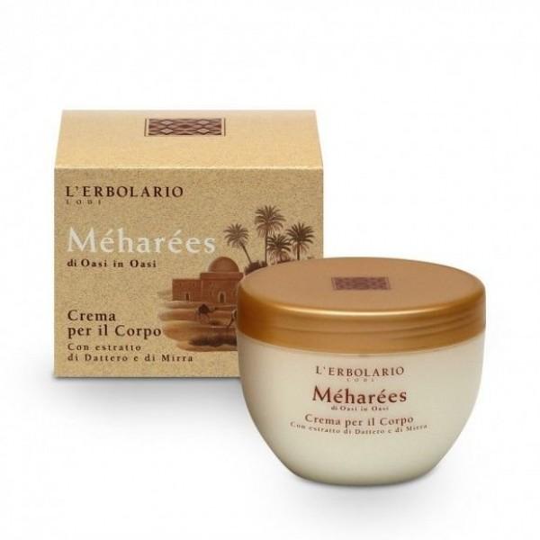Crema per il Corpo - 300 ml - Méharées - L'Erbolario