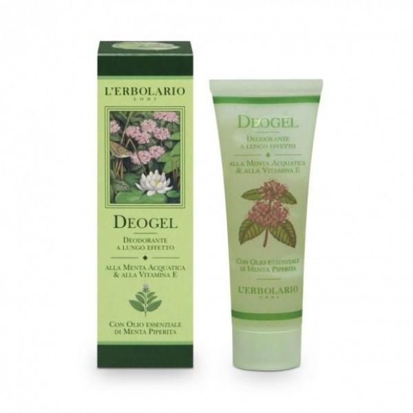 Deogel - 50 ml - I Deodoranti - L'Erbolario
