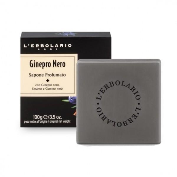 Ginepro Nero Sapone Prof. Edizione Limitata - 100 g - L'Erbolario