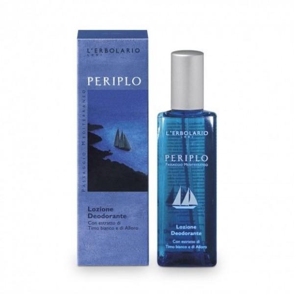 Lozione Deodorante Periplo - 100 ml - Periplo - L'Erbolario