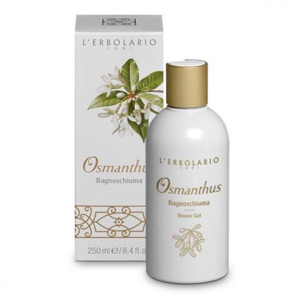 Osmanthus Bagnoschiuma – 250 ml - L'Erbolario