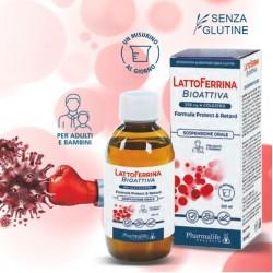 Lattoferrina Bioattiva Sospensione Orale 200 ml