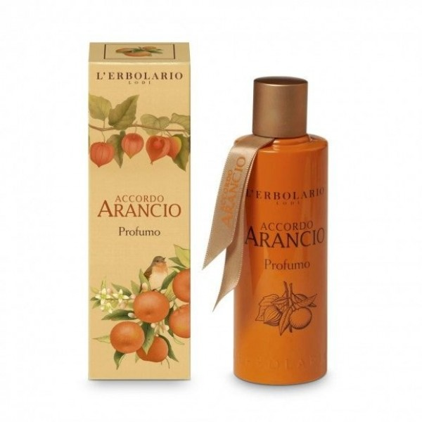 Profumo - 100 ml - Accordo Arancio - L'Erbolario