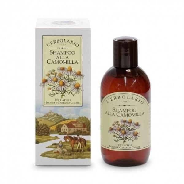 Shampoo alla Camomilla - 200 ml - Shampoo e - L'Erbolario